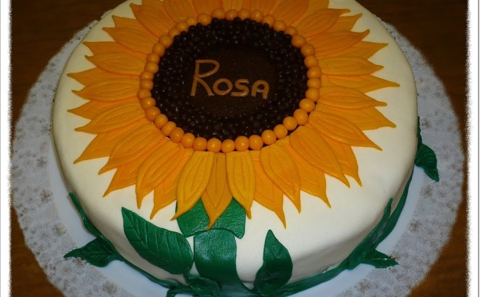 torta-girasole