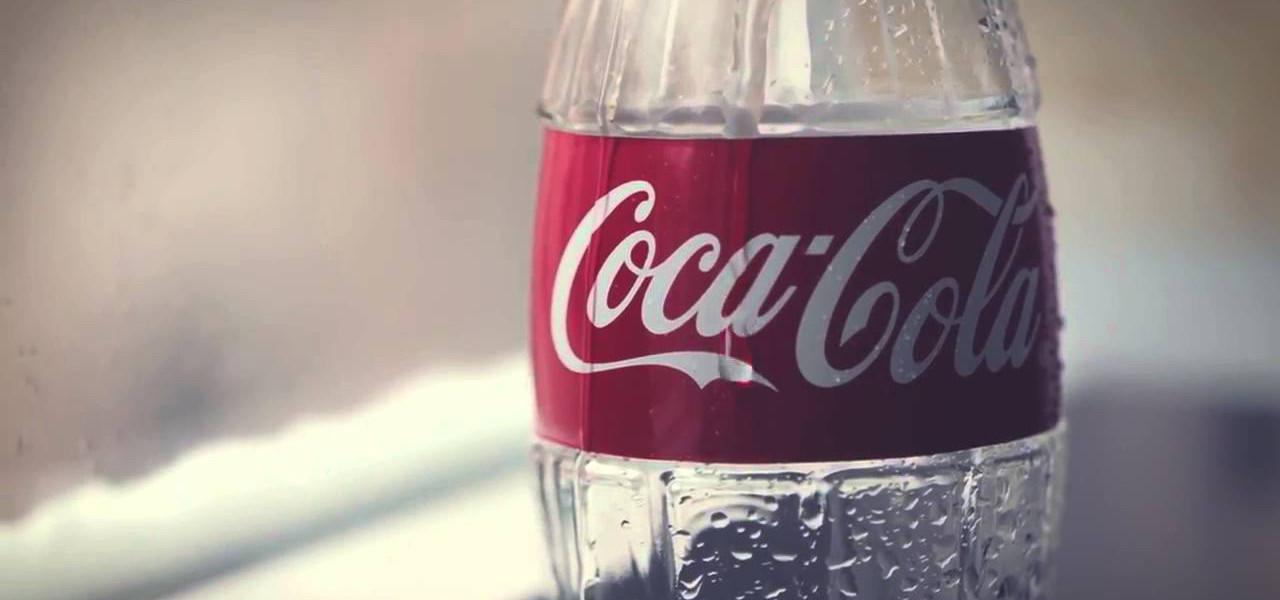 Copertina Coca-Cola