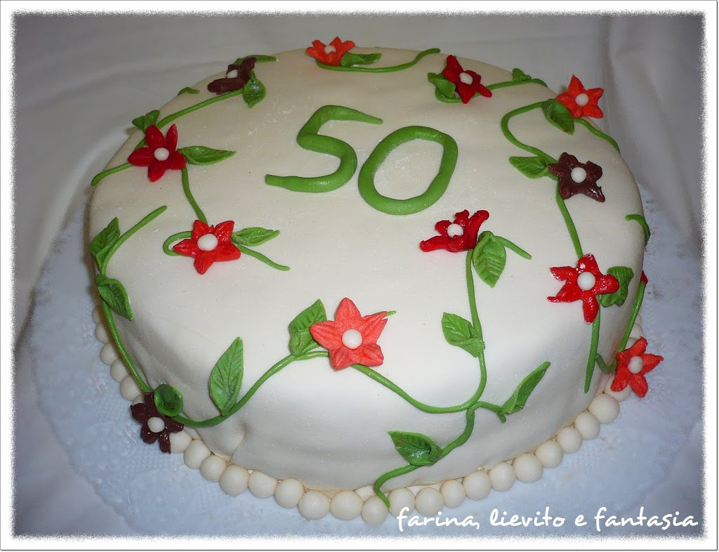 Torta11 farina lievito e fantasia - Torte salate decorate ...